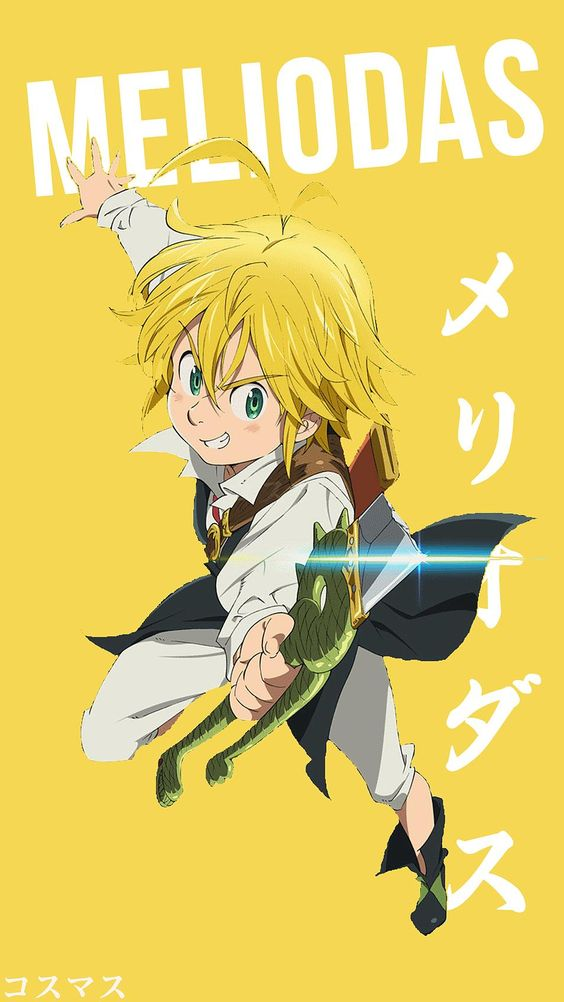 The seven deadly sins anime diane